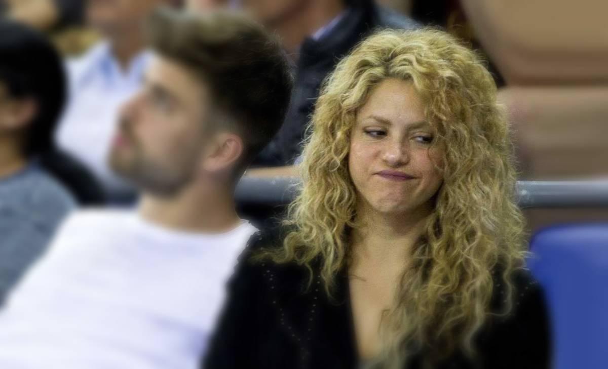 Se filtra foto del primer novio de Shakira