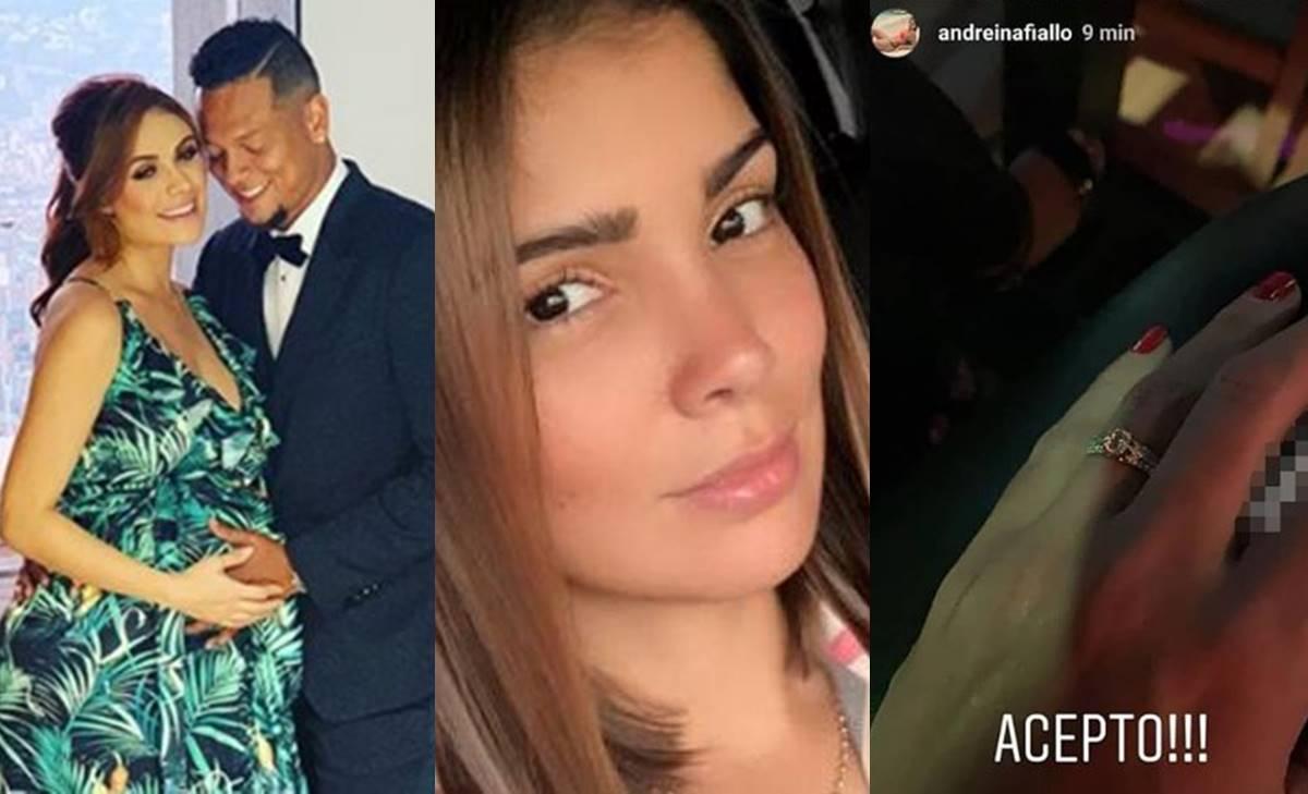 Tras infidelidad de Fredy, ¿Andreina se metió con un hombre casado?