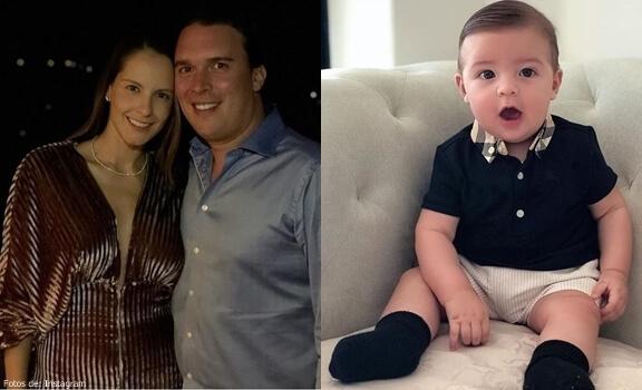 Fotos de esposo de Laura Acuña y Nicolás