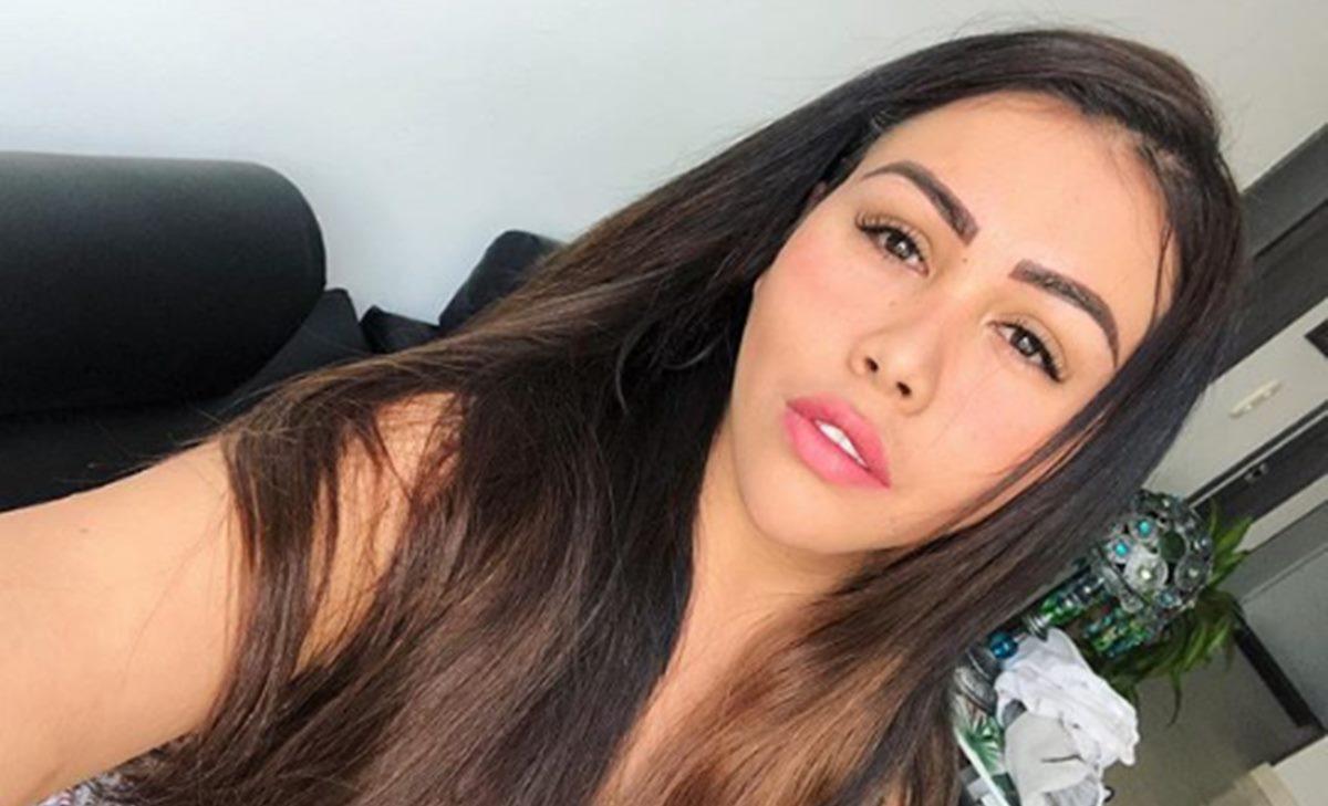 Yina Calderón muestra sus cejas tatuadas: antes y después