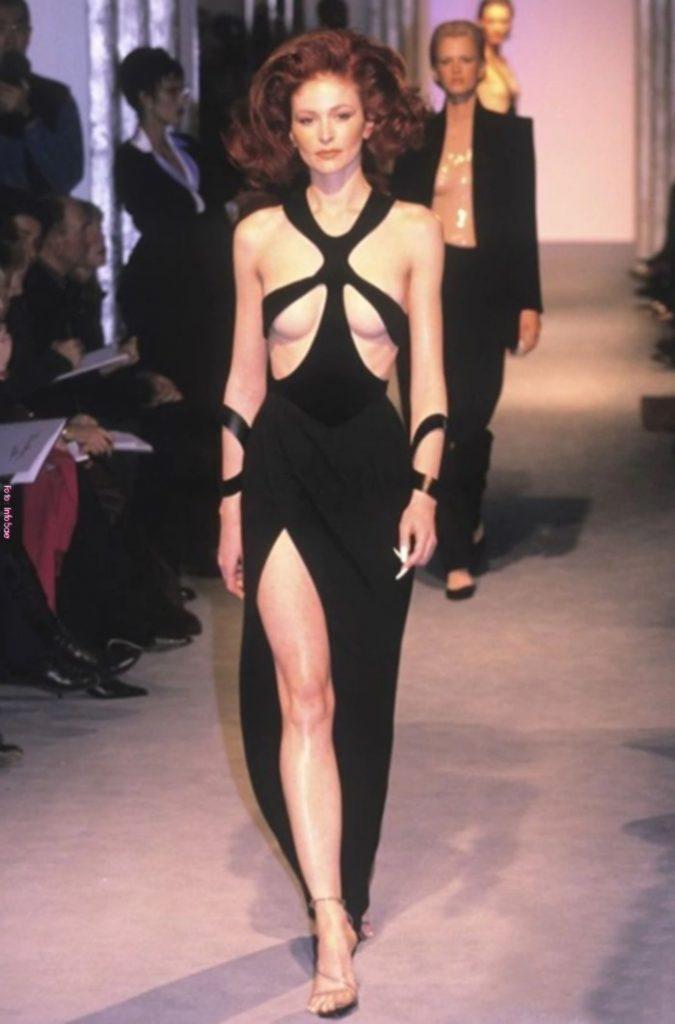 10 vestidos más atrevidos de Kim Kardashian Modelo