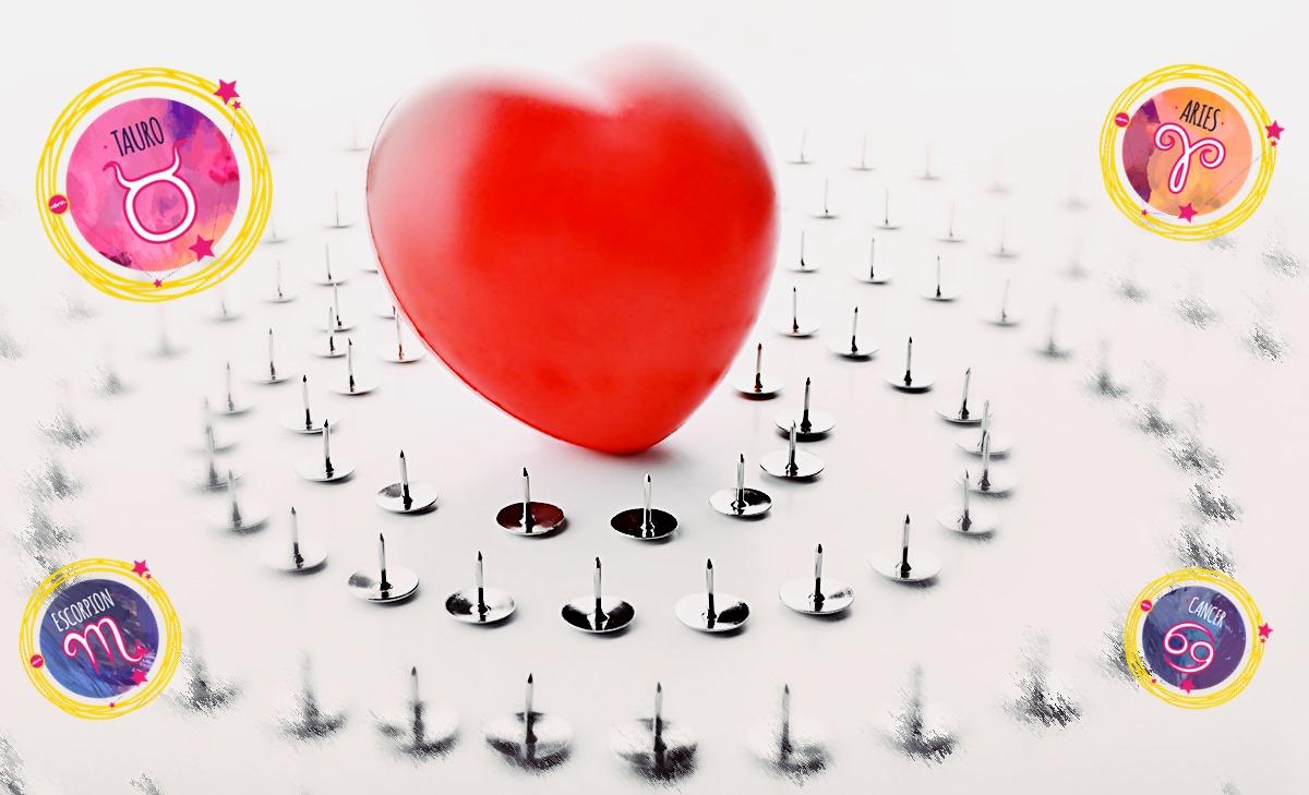 5 signos del zodiaco que le tienen miedo al amor
