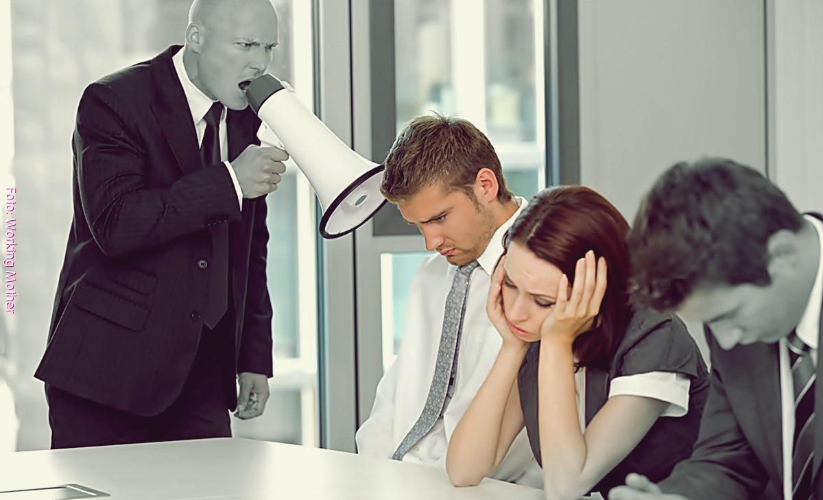 8 Señales de que estás en un ambiente laboral tóxico Portada