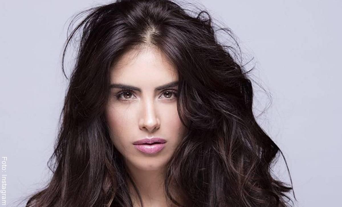 ¿Cómo se ve Jessica Cediel sin maquillaje?