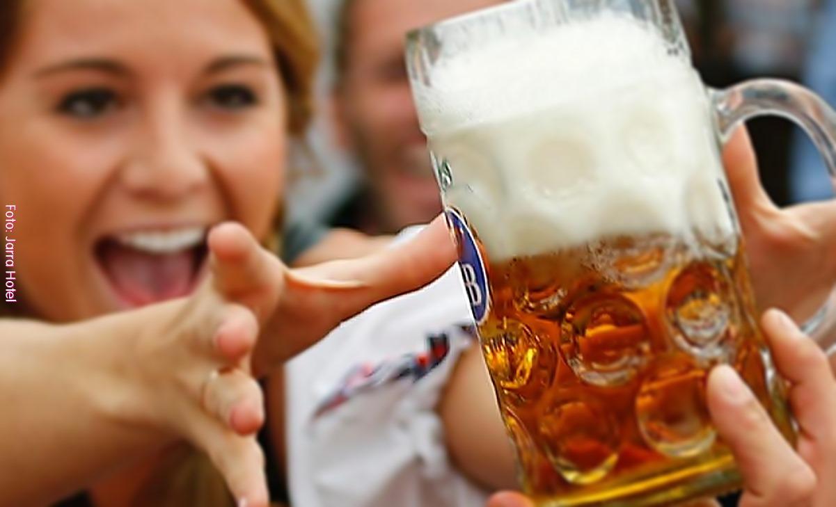 confirmado beber cerveza hace crecer el busto portada