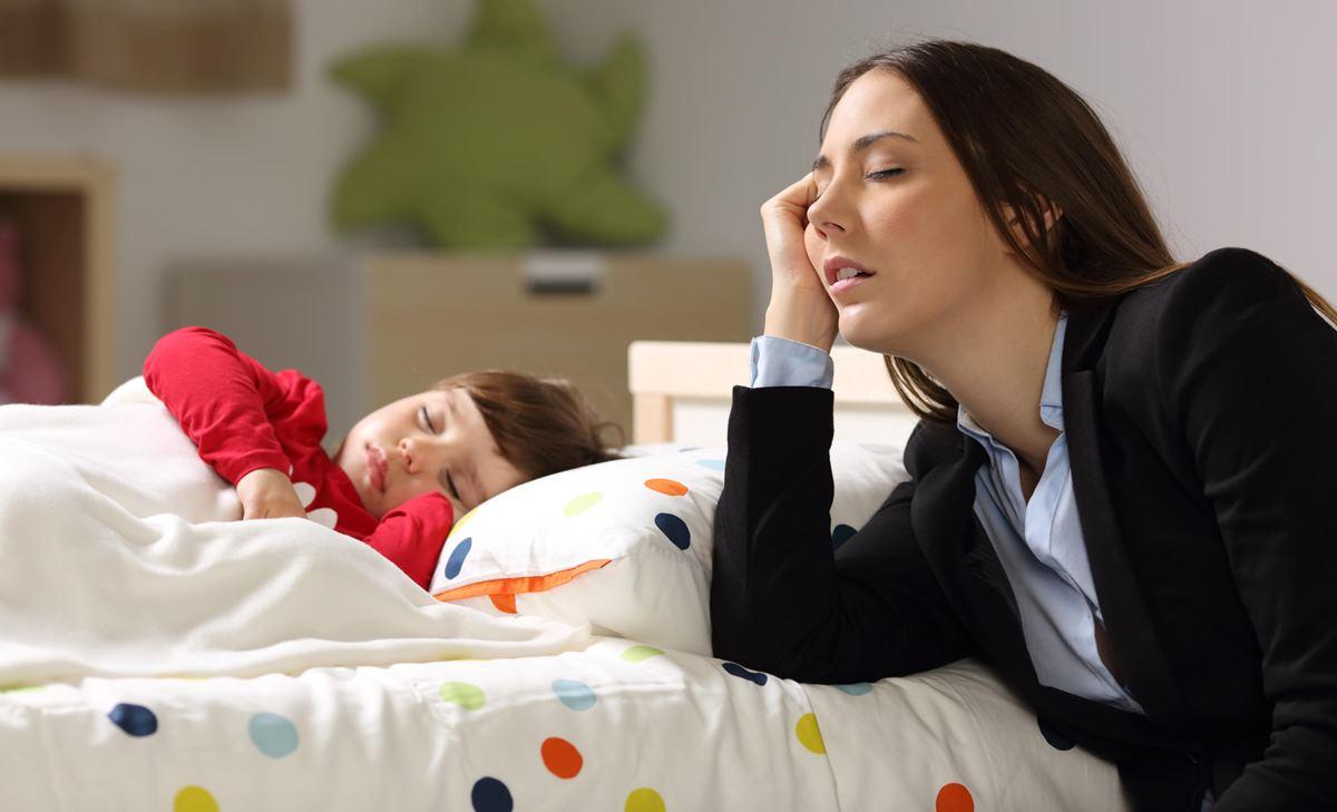 Estado civil: cansada... El agotador trabajo de ser madre