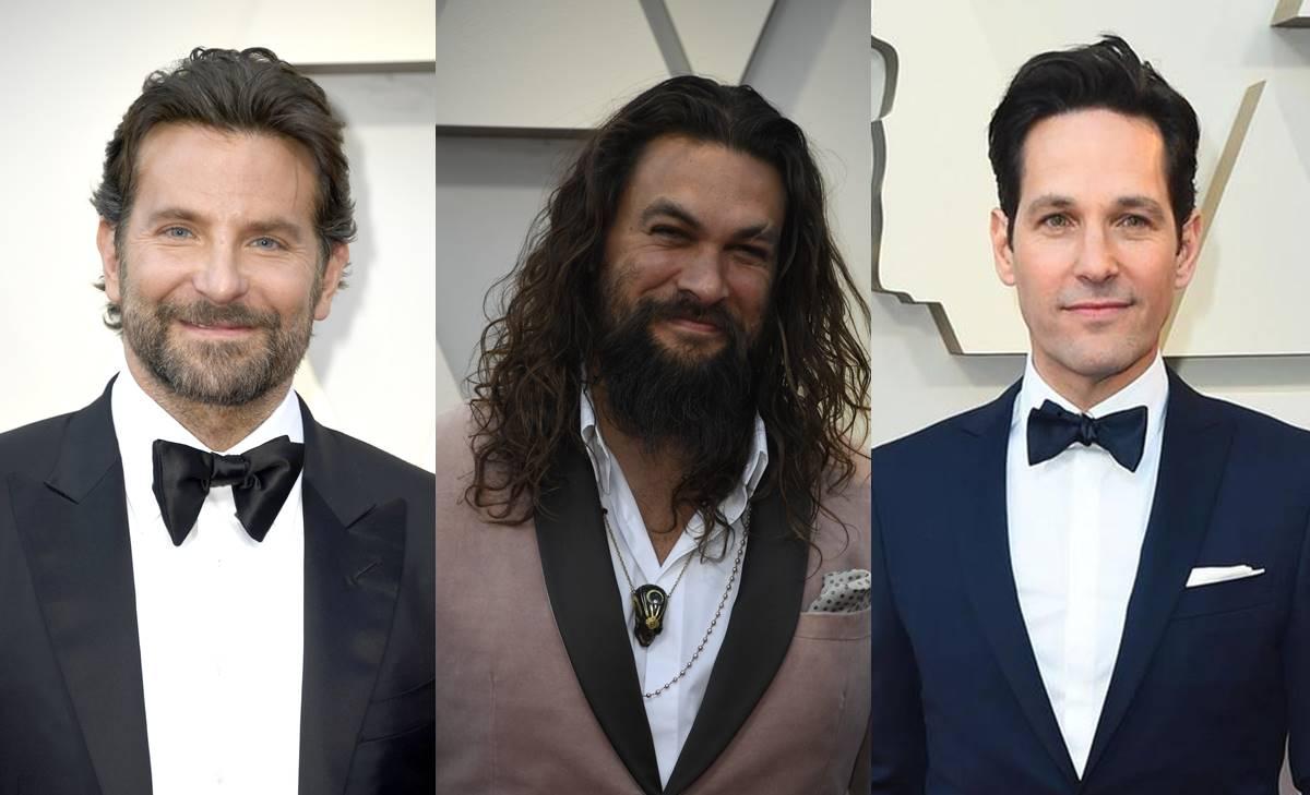 Mira estas imágenes de chicos guapos en los Oscar y vota por el más papacito