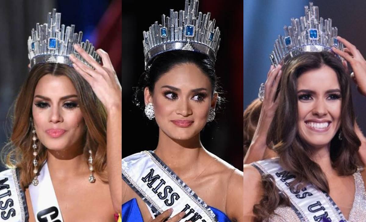 Miss Universo sin maquillaje antes y después, ¿cambian mucho?