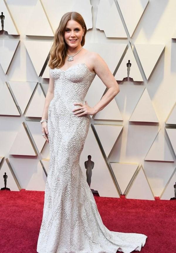 Vestido Amy Adams
