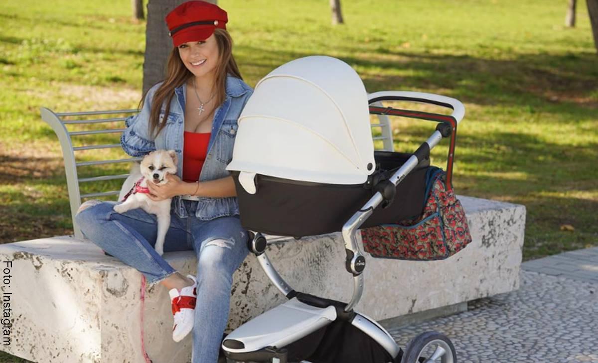 Sara Uribe revela sus cuidados después del parto
