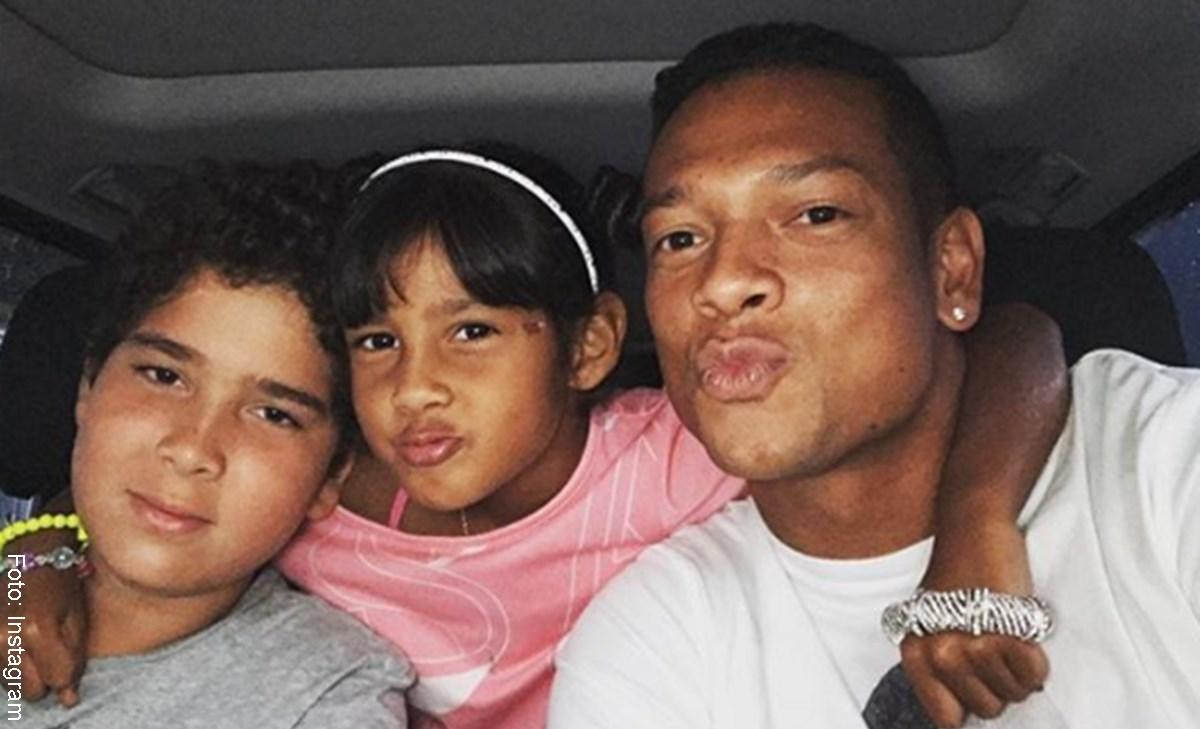 ¿Se parecen o no los hijos de Fredy Guarín?