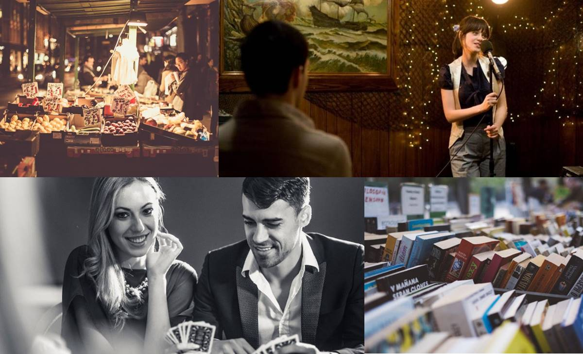 10 lugares para una cita fuera de lo común que te encantarán