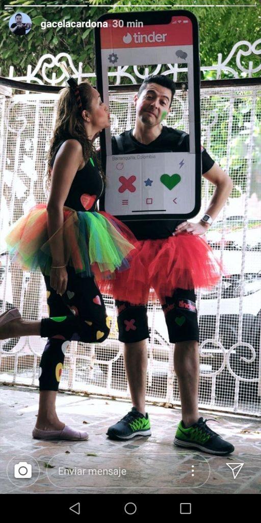 Carnaval de Barranquilla Pacho