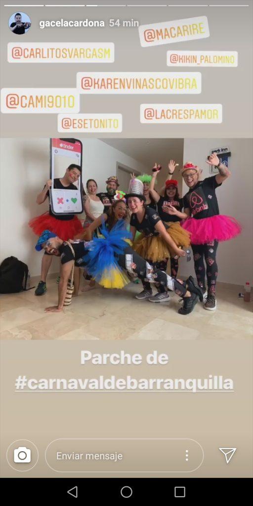 Carnaval de Barranquilla Preparación