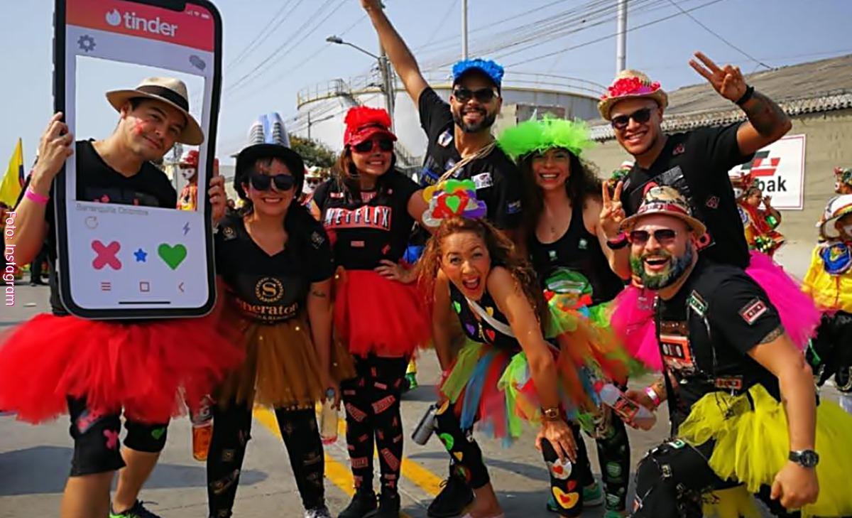 Karen y Toño se fueron de Carnaval