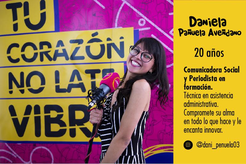 10 finalistas de La Nueva Voz Vibra Dani
