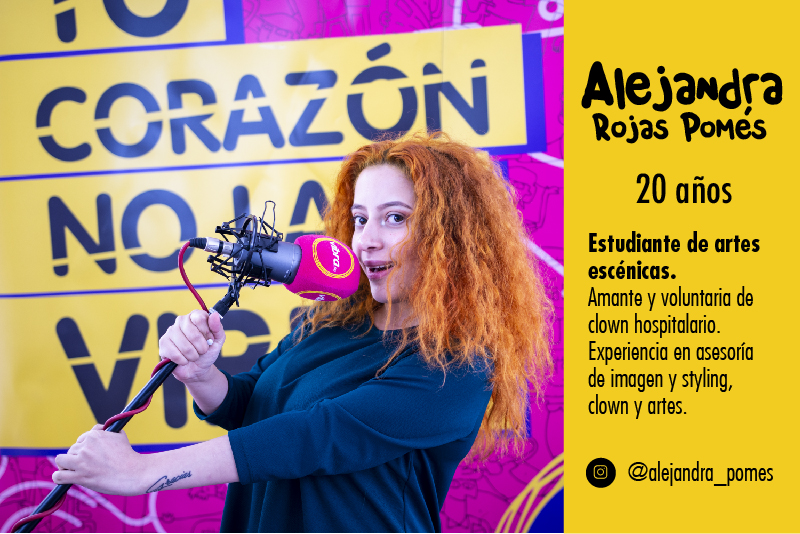 10 finalistas de La Nueva Voz Vibra Alejandra