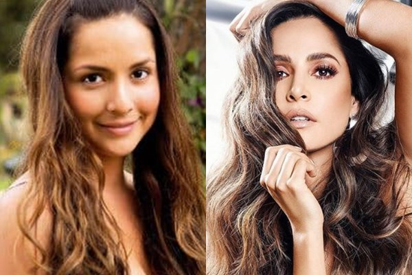antes y después Carmen Villalobos