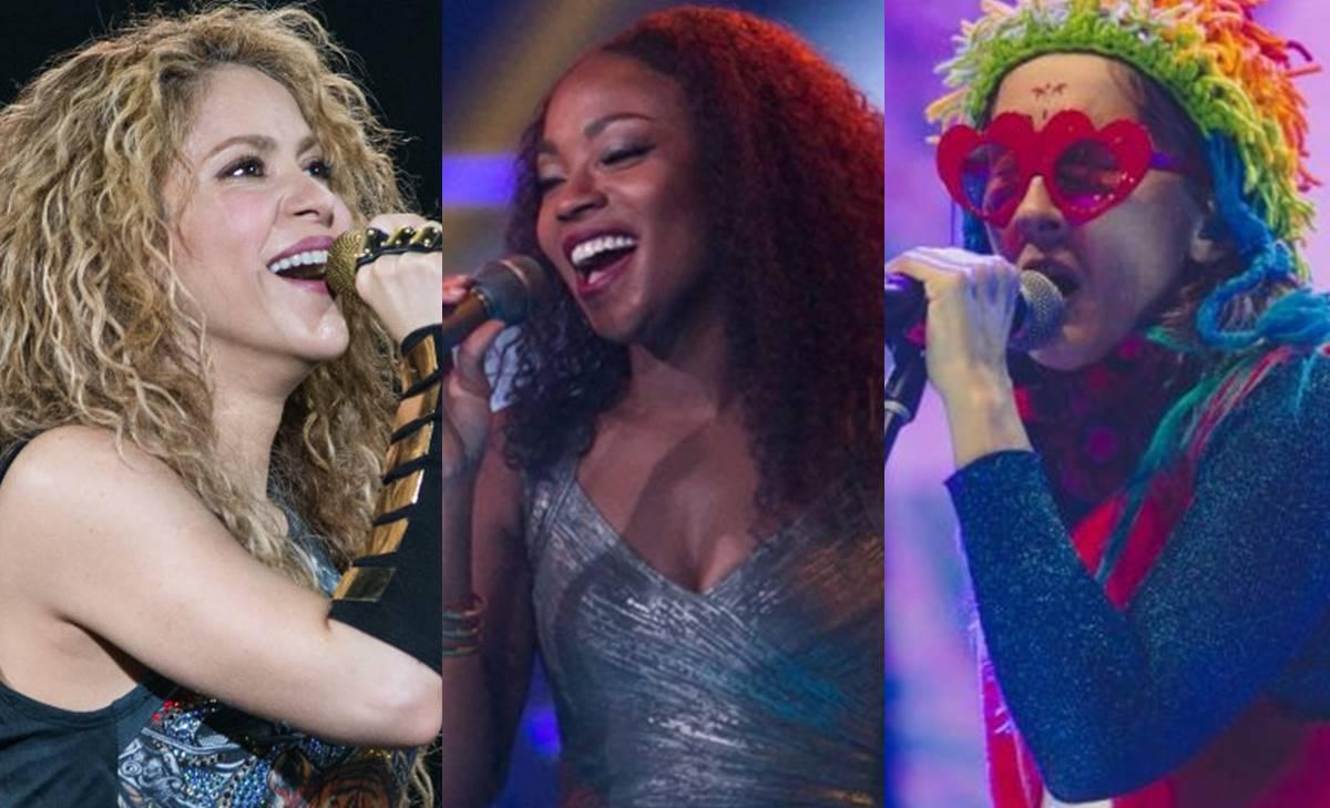 Colombianas que han marcado un hito en la historia de la música en Vibra