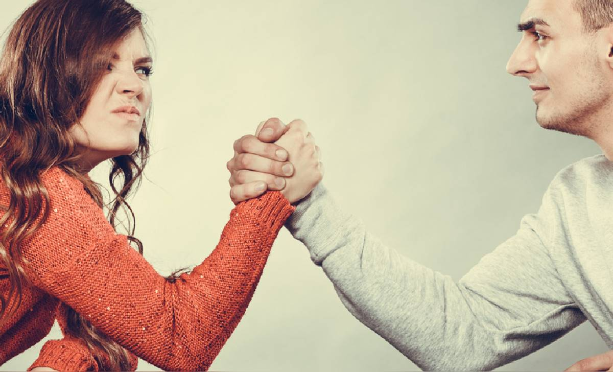 ¿Cómo saber si eres dominante en una relación? VibraTest