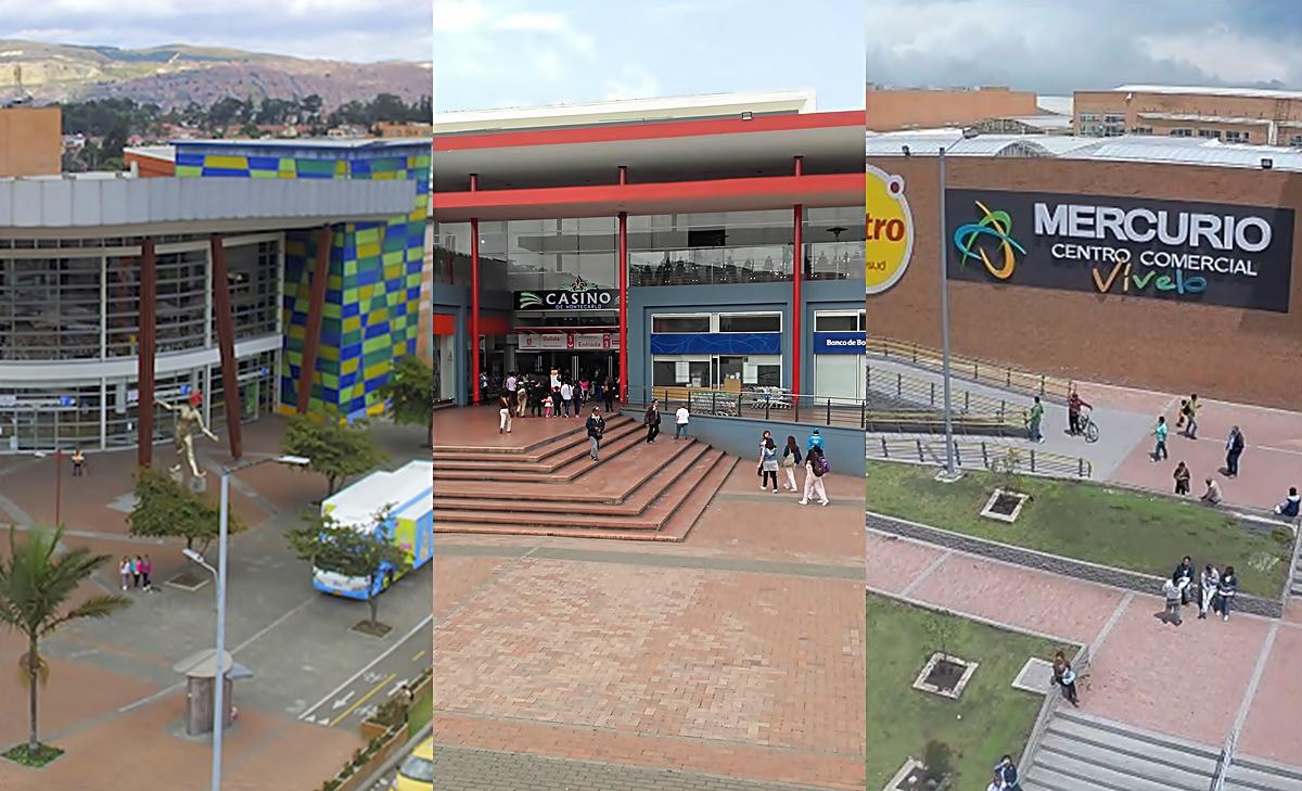 ¿Cuál es tu centro comercial favorito