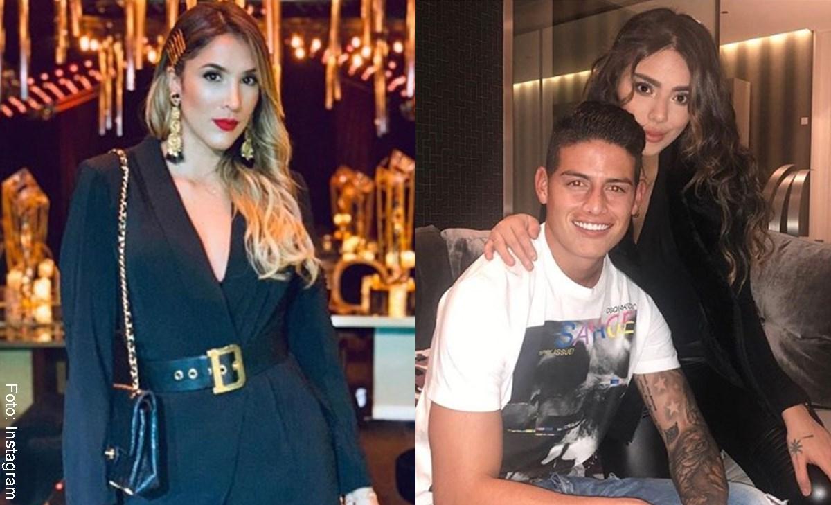 Daniela Ospina publicó foto de la familia de su ex y luego ¡la eliminó!