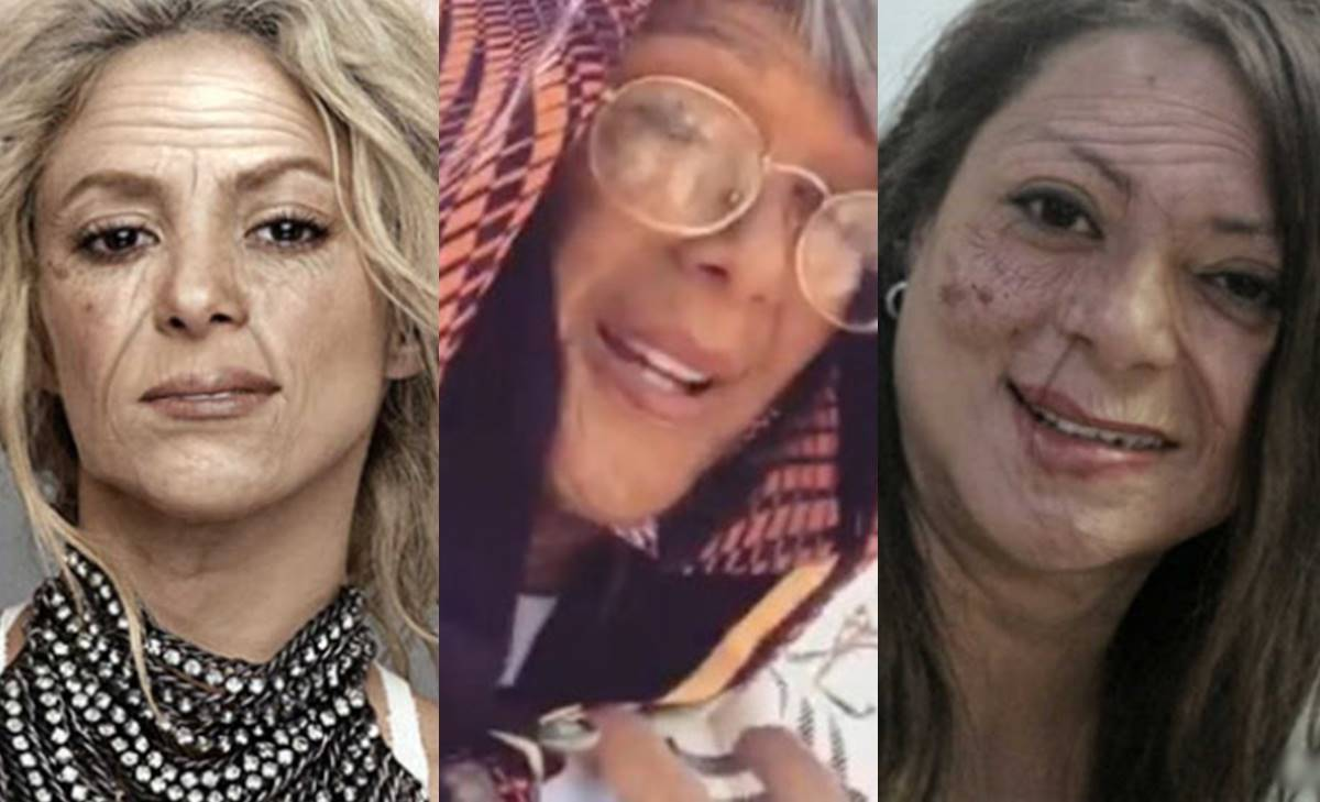 El antes y después de famosos que nunca habías visto ni verás