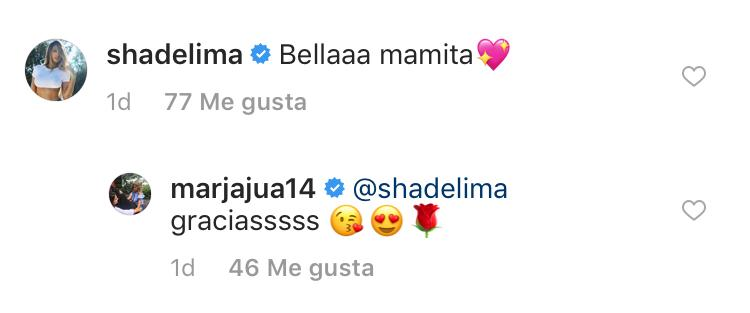 Mensaje de Shannon de Lima a mamá de James