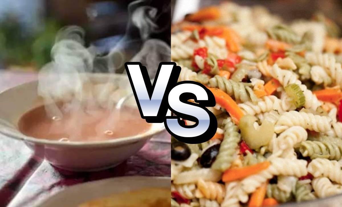 Para adelgazar, ¿es mejor comer frío o caliente?
