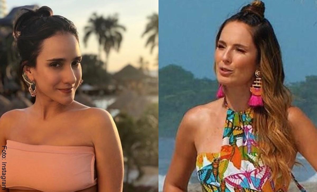 """Flacuchenta"" el comentario de Claudia Bahamón a Chichila Navia"