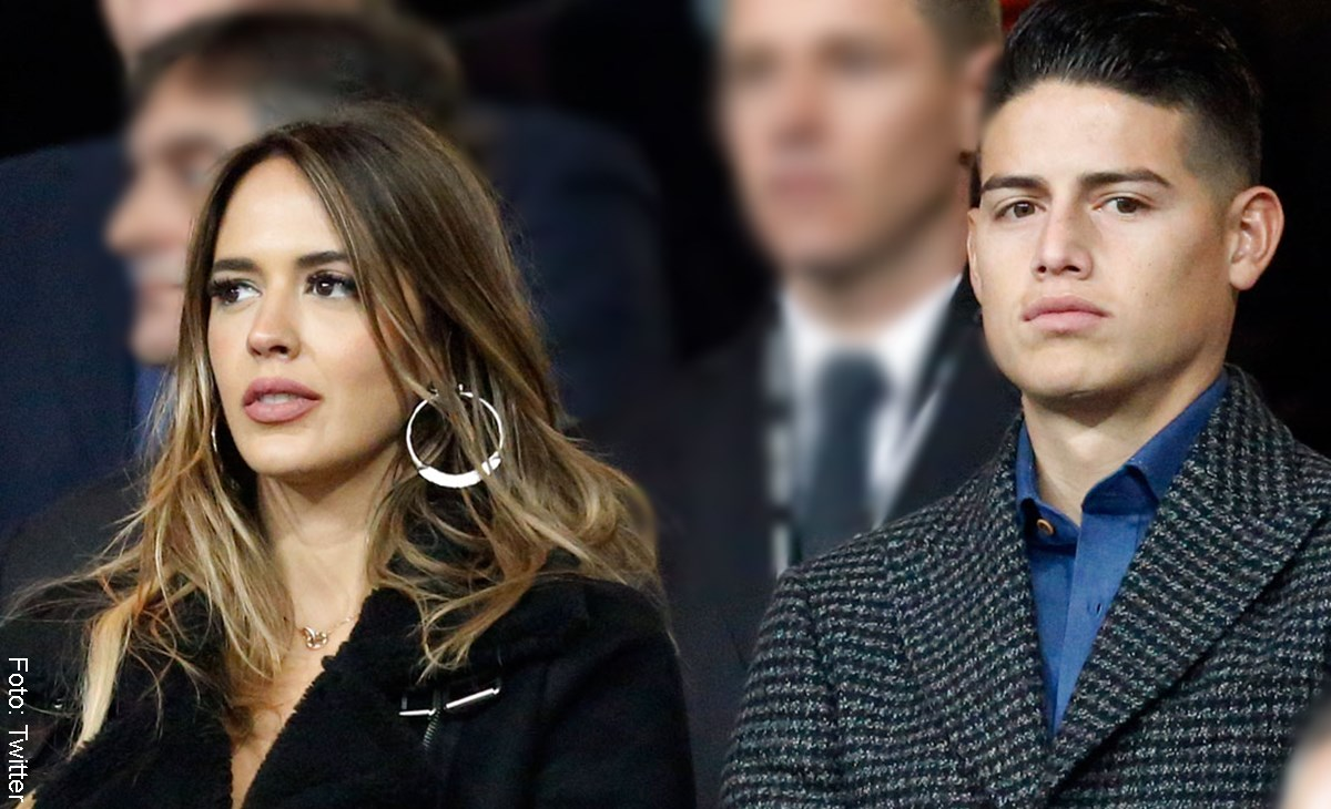¿James Rodríguez se prepara para ser papá por segunda vez?