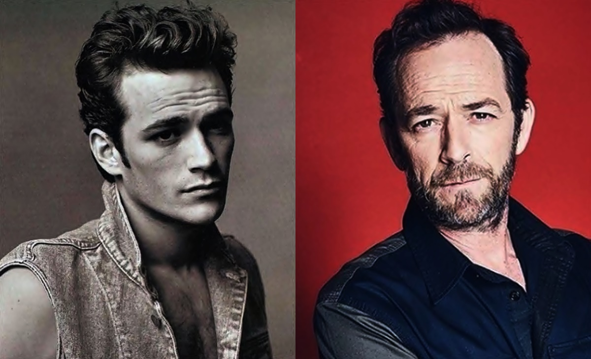 Luke Perry de Clase de Beverly Hills falleció