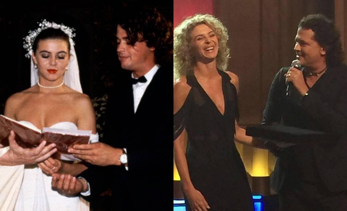 Margarita Rosa de Francisco y Carlos Vives son los mejores ex, ¿esto es posible?
