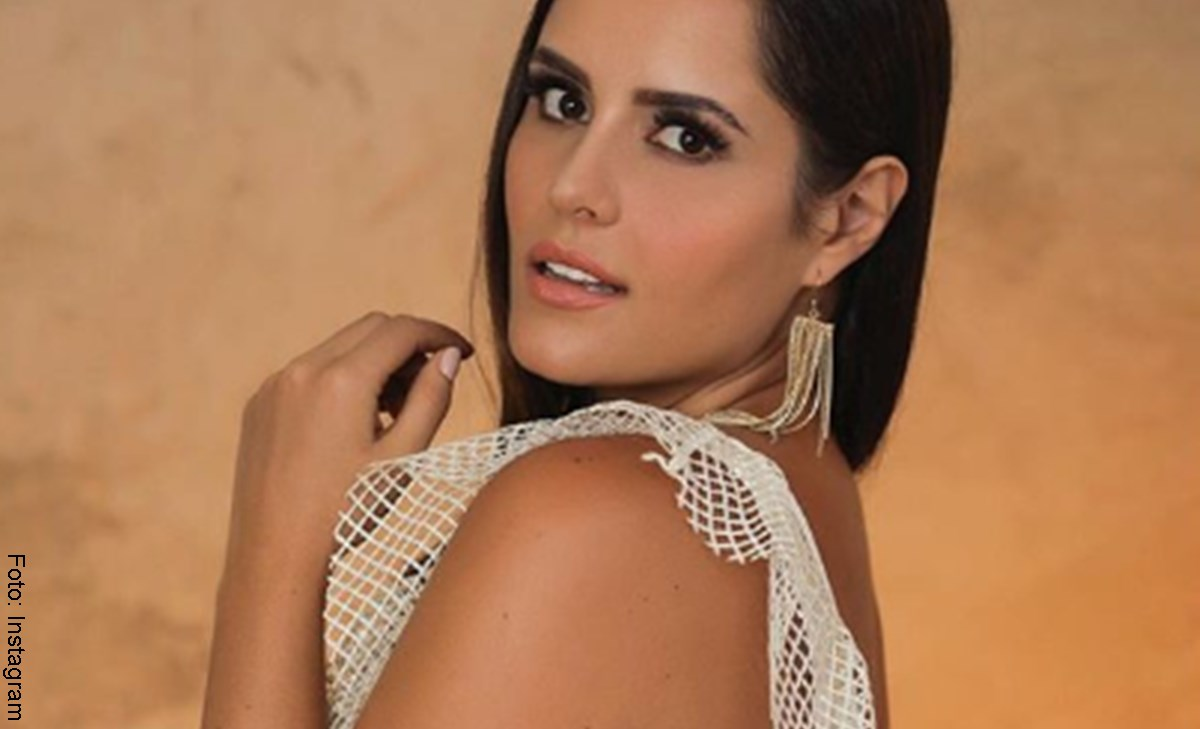 Ana Lucia Dominguez En Tanga qué nalgas! le dicen a ana lucía domínguez por un