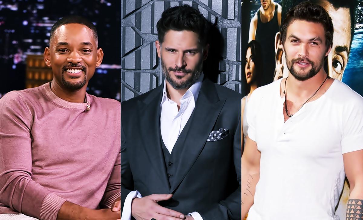 5 hombres con el mejor trasero de Hollywood