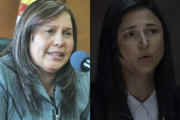 Oneida Escobar, mamá Luis Andrés Colmenares