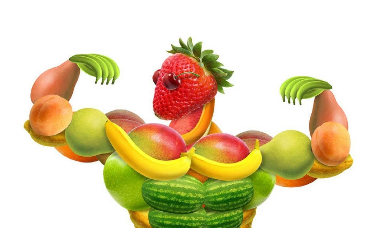 ¿Cuáles son los beneficios de cada fruta?