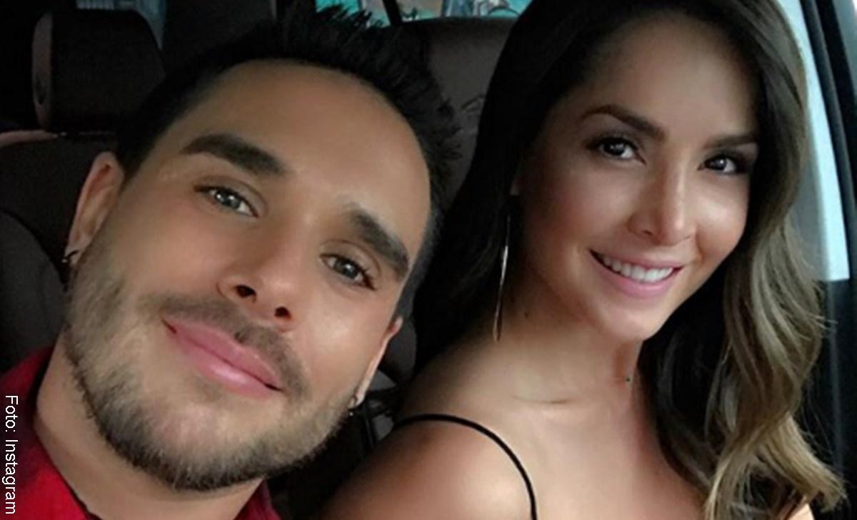 ¿Infidelidad entre Carmen Villalobos y Sebastián Caicedo?