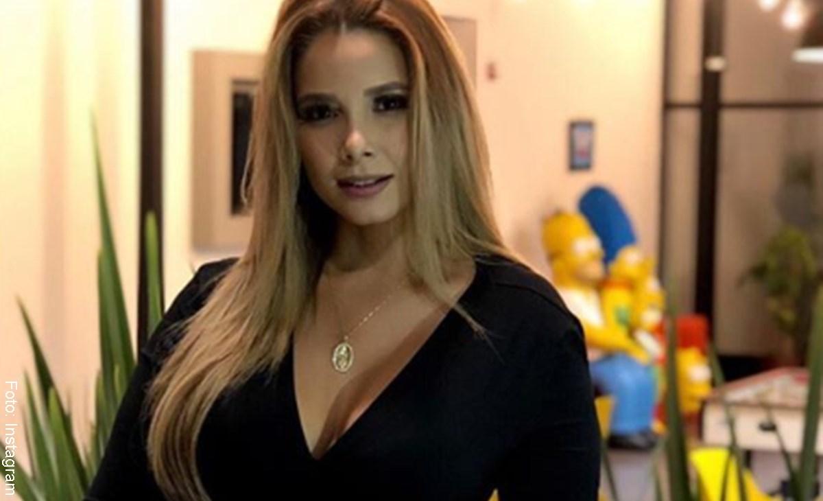 """Melissa Martínez mostró """"TODO"""" y se robó más de un suspiro"""