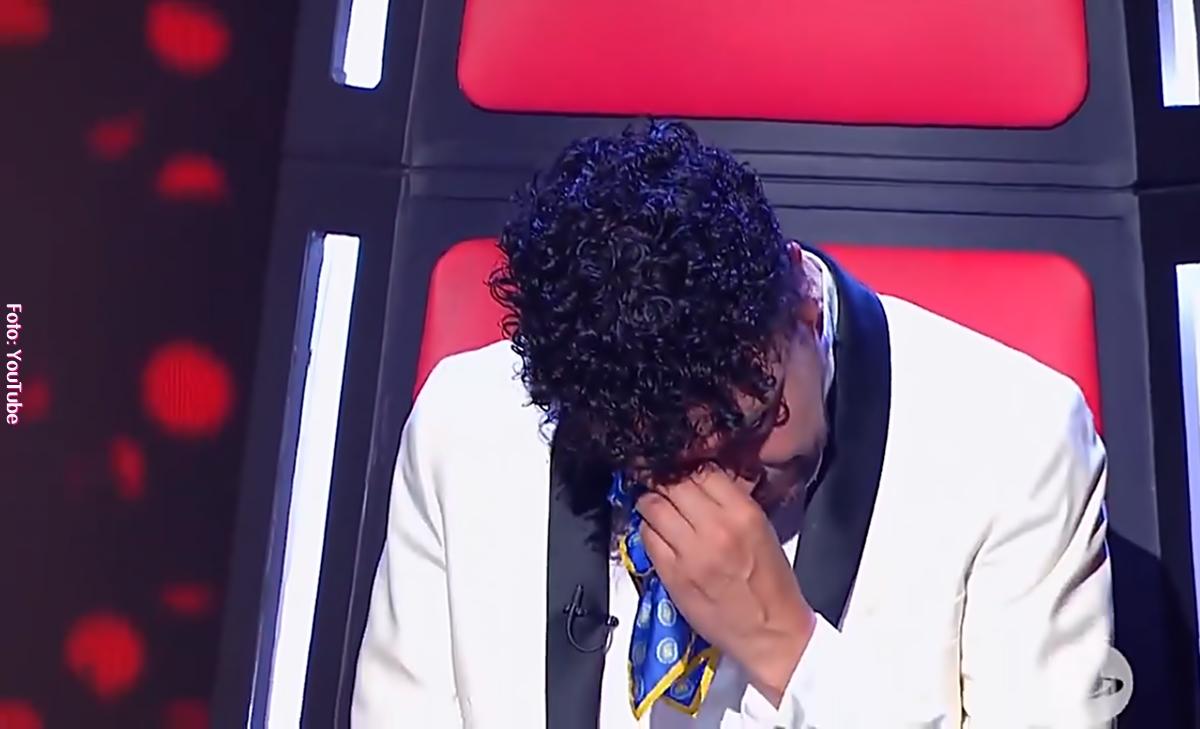 Niños de La Voz Kids hicieron llorar a Andrés Cepeda