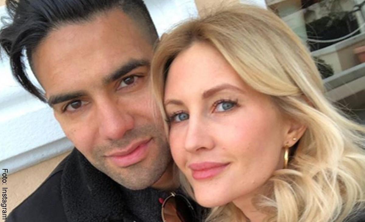 ¿Por qué foto que Falcao le tomó a su esposa generó controversia?