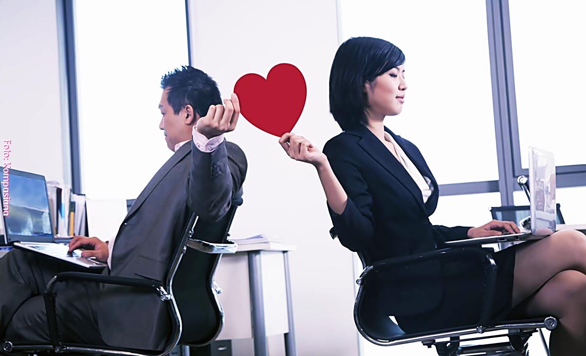 Romance de oficina, ¿bueno o malo?
