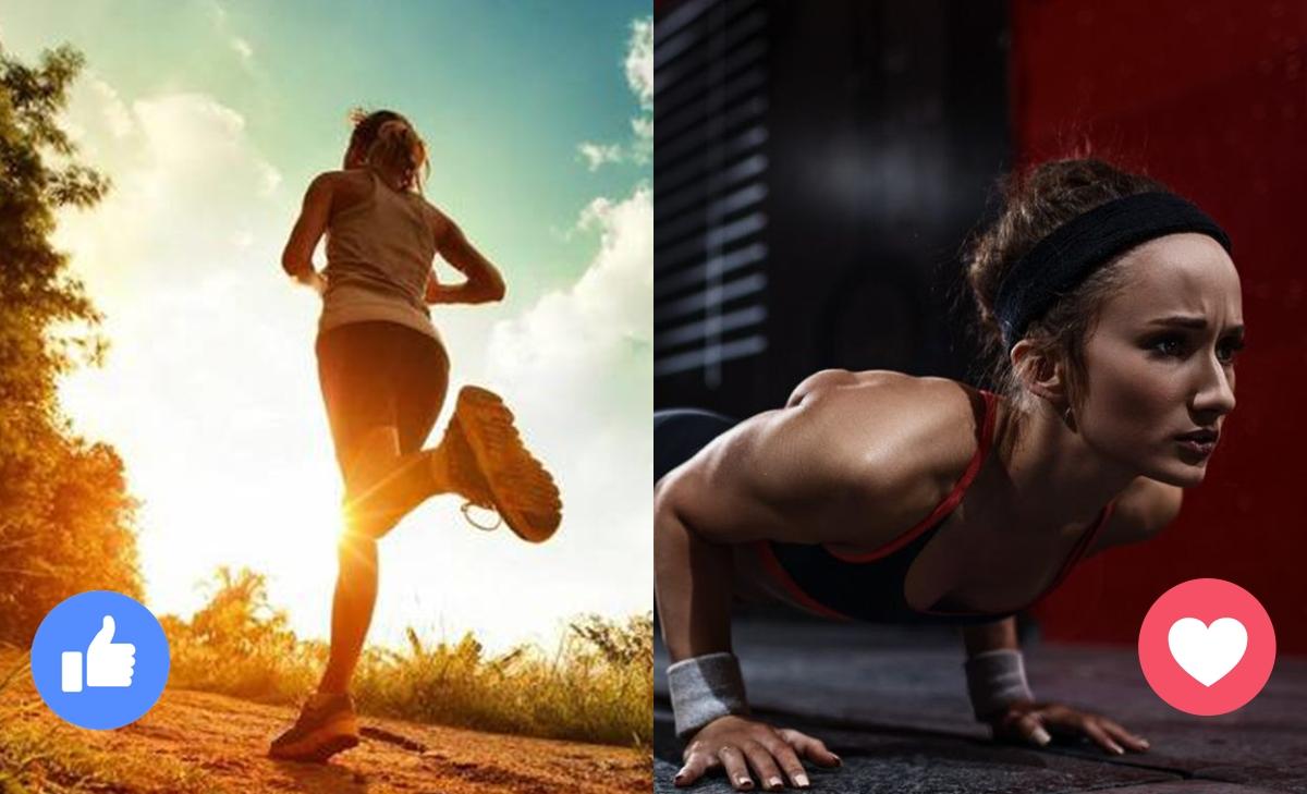 Hacer deporte antes o despues del trabajo