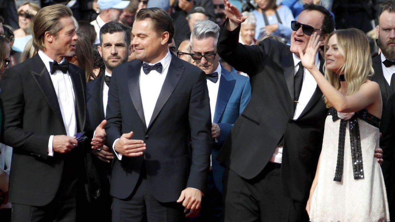 Parejas explosivas de Hollywood Leonardo y Brad Pitt