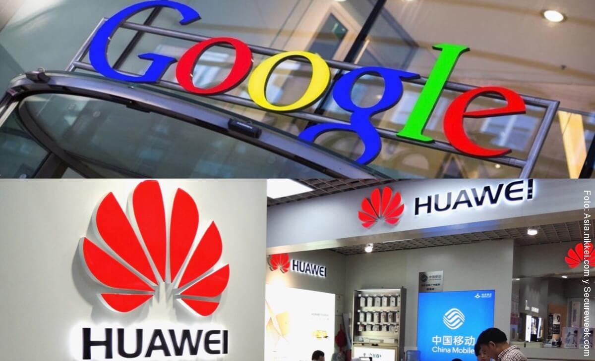 Tu celular Huawei y Google ya no serán compatibles todo por 'culpa' de Donald Trump