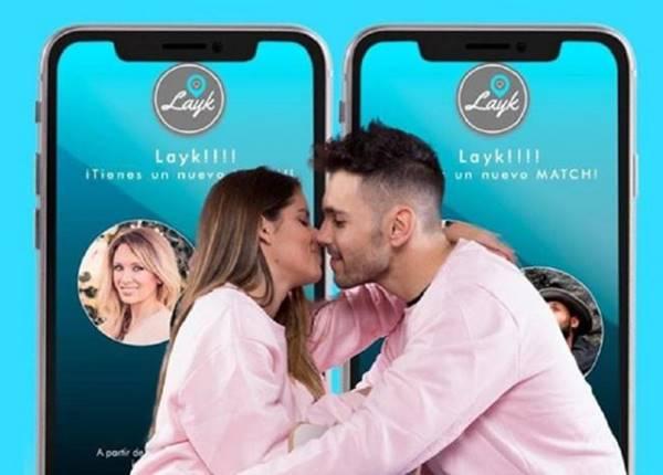 Imagen de la app para conseguir pareja Layk