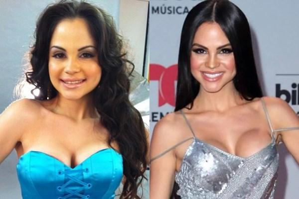 Natti Natasha: antes y ahora