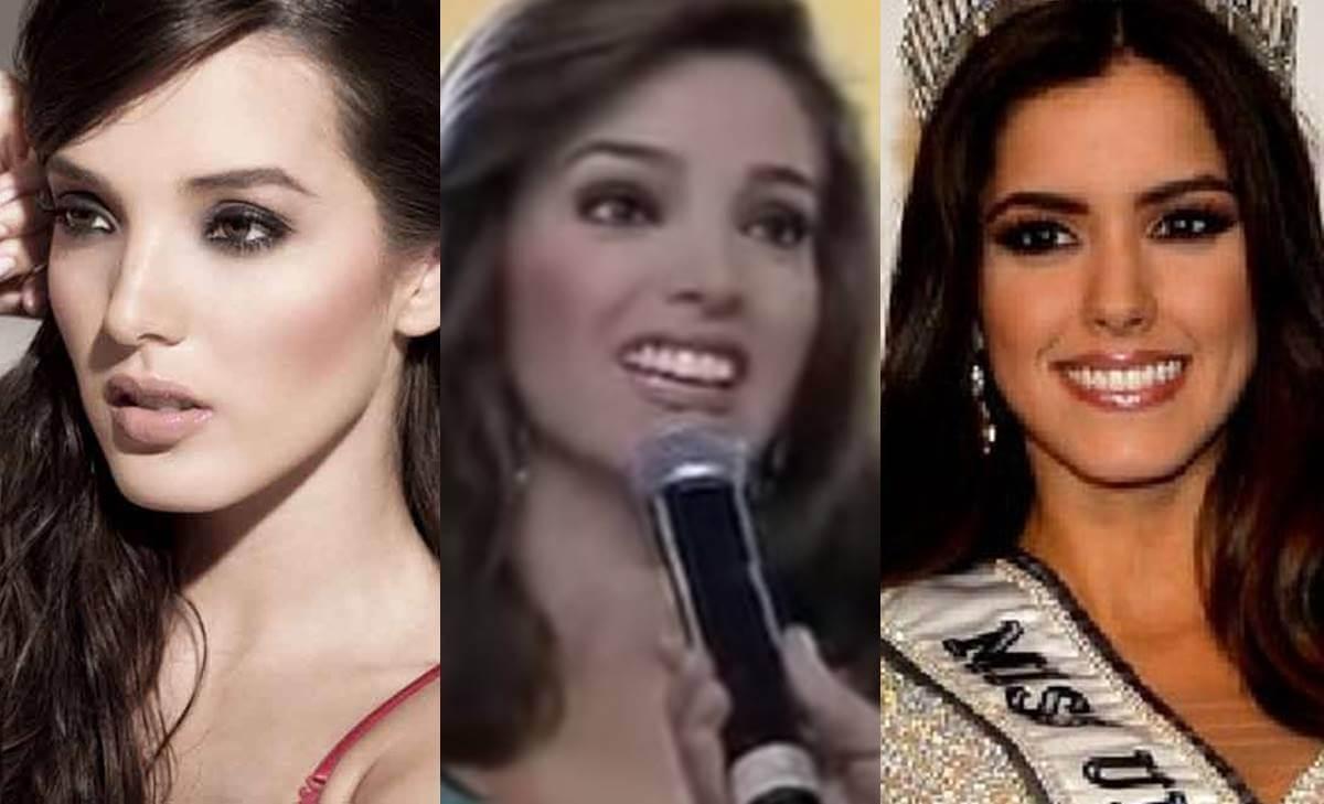 ¿Ellas son las reinas más brutas o la embarraron por nervios?