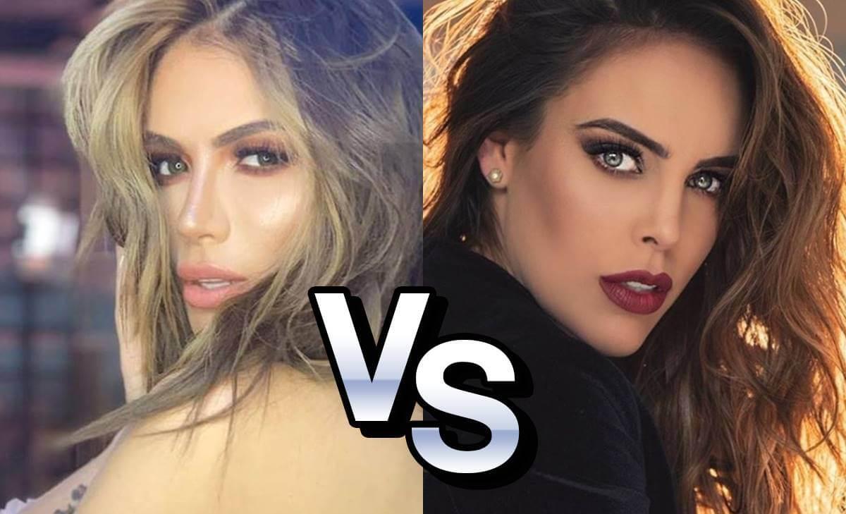 Enfrentamiento entre Sara Corrales y Sara Uribe en Instagram