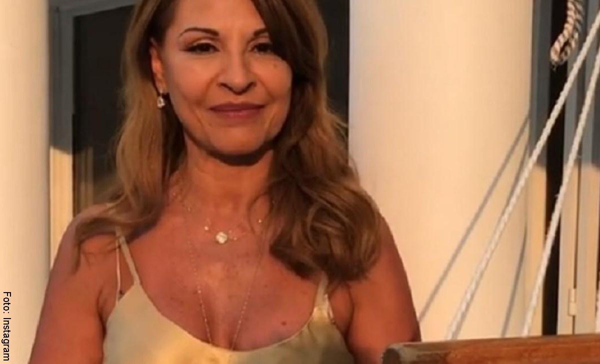 """¡Lo volvió a hacer! Amparo Grisales alborotó las redes por """"mostrona"""""""